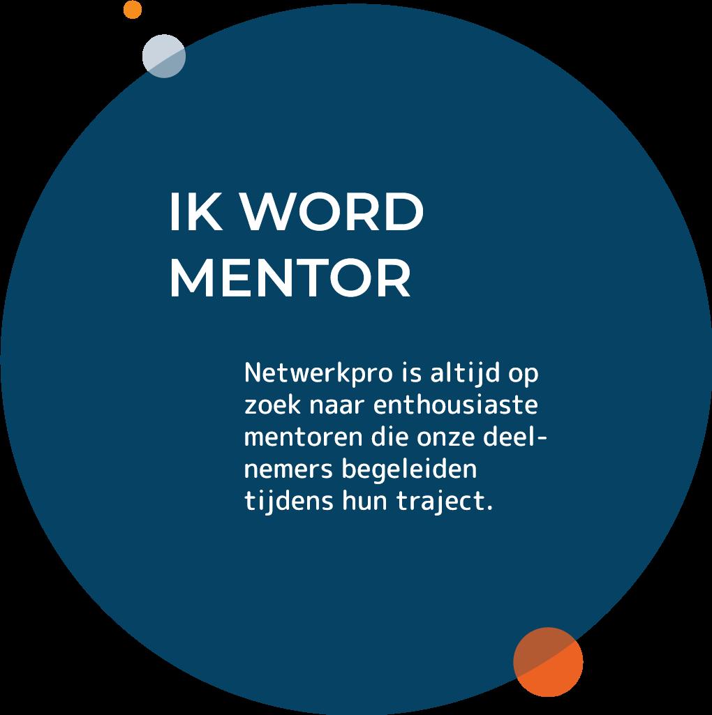 Ik word mentor